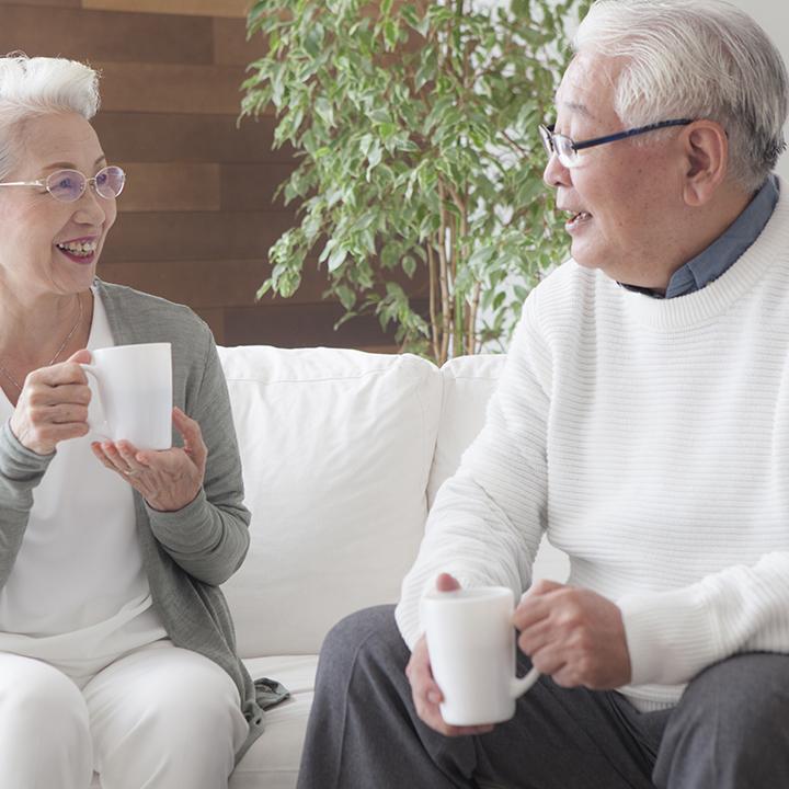 高齢者へのサポート